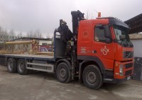 Volvo FM12-380 HIAB350-5+2